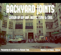 DLTLLY // 'Backyard Joints' Presents // Freddie Joachim INTERVIEW