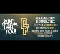 DLTLLY // Battle Vlog // Don't Flop @ DLTLLY |15.08.14