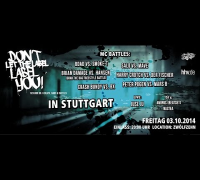 DLTLLY // Battle Vlogs // STUTTGART 03.10.'14