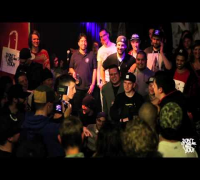 DLTLLY // Rap Battle // Hansen vs Presto