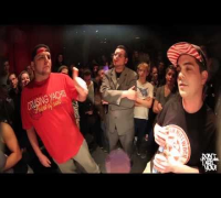 DLTLLY // RAP BATTLE // Koozy vs  Amah
