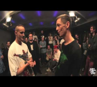 DLTLLY // Rap Battle // Mighty Mo vs Hansen