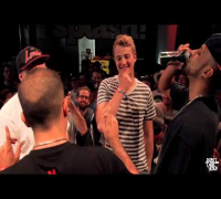 DLTLLY Rap Battles Brian Damage   Philipp Quh vs  Mighty Mo   Nedal Nib
