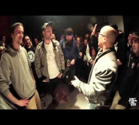 DLTLLY // RAP BATTLES // Harry Crotch vs Jack Dragon