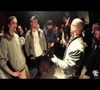 DLTLLY // RAP BATTLES // Harry Crotch vs Jack Dragon