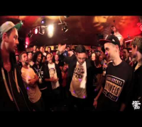 DLTLLY // Rap Battles // Salo vs Mave