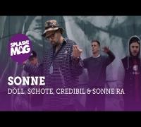 Döll, Schote, Credibil &  Sonne Ra – Sonne (prod. Gibmafuffi) (splash! Mag Exklusiv)