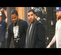 Drake Pushes Security After Tyga Allegedly Punches His Dj