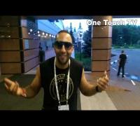 Dú Maroc One Touch TV Videodreh in Moskau!