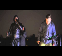 DUB FX Street Show Berlin Nov. 2014 featuring Talib Kweli - Andy V - NIKO IS - Luca D