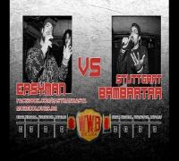 Easyman vs Stuttgart Bambaataa    - BenztownBattle / Rap Battle (WWB-Die Liga)