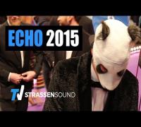 ECHO 2015 mit Kollegah, Cro, Farid Bang, Deichkind, Fard, KC Rebell, Summer, Majoe, Frauenarzt, D-Bo