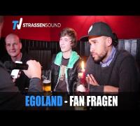 EGOLAND Fan Fragen: MC Bogy, Raop, Halunkenbande, Kayef, DNP Berlin, Löffelchen, Rap Am Mittwoch
