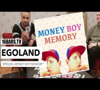 "Egoland spielen ""Money Boy Memory"" (16BARS.TV)"