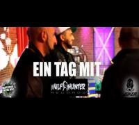Ein Tag mit...Al Gear und Capkekz live bei Nix Tv