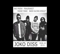 Eko Fresh, Die Atzen & Bass Sultan Hengzt konfrontieren Joko im Radio