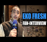 EKO FRESH & MOTRIP FAN INTERVIEW: JOKA, SINAN G, ADO KOJO, SERC, JKWWADT - TV Strassensound
