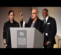 Eminem On Wall Street Journal Innovator Awards.