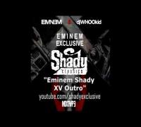 Eminem Shady XV Outro