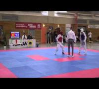 Erdem Hayat ( Blau ) schlägt seinen Gegner in paar Sekunden K.O. !