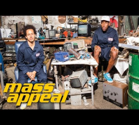 Eric André and Tyler, The Creator - Inside The Cover #55