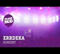 eRRdeKa live auf der Desperados Aruba Stage