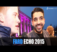 FARD beim ECHO 2015 in Berlin - TV STRASSENSOUND