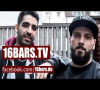 """Fard & Snaga über Erfolg von """"Talion II"""", Nahost-Konflikt & die kommende Tour (16BARS.TV)"""