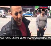 FARID BANG - SHOUT - OUT4FAME FESTIVAL 2014