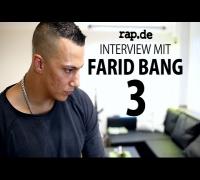 FARID BANG über Banger Musik 2014/15 und Zukunftspläne (3/3) (rap.de-TV)