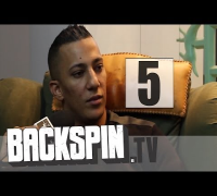Farid Bang über La Fouine, seine Newcomer und Fler | BACKSPIN TV (Interview Part 5/8)