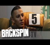 Farid Bang über La Fouine, seine Newcomer und Fler | BACKSPIN TV (Interview Part 5/8)
