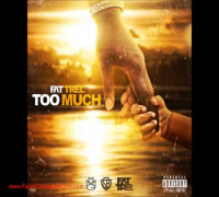 Fat Trel - Too Much (Gleesh Mix) 2014 New CDQ Dirty NO DJ (Prod. Nineteen85 & Sampha)