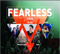 Fearless Tour promo video (MC Jin, NAK, AMP Movement, GOWE)