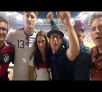 Fettes Brot - Fussballgott / Fanvideo 14 (D - ARM)