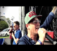 Fettes Brot - Fussballgott / Fanvideo 15 (Fanmeile Berlin)