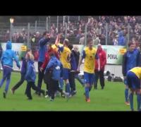 Fettes Brot - Fussballgott / Fanvideo 9
