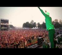 Fettes Brot - Fussballgott (live) / Fanvideo 18 (HURRICANE)