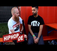 """Fey-Z über den """"Hip Hop Lebt Vol. 3""""-Sampler und """"BRD"""" (Interview) - Toxik trifft"""