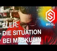 Fler über die Situation bei Maskulin & Differenzen mit Animus