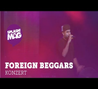 Foreign Beggars live (splash! 2014)