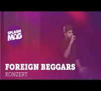 Foreign Beggars live (splash! 2014)