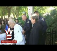 Fort Lauderdale Police Arrest 90-Year-Old Man For Feeding Homeless People!