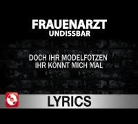 Frauenarzt - Undissbar Lyrics