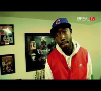 Freddie Gibbs talks OG Kush, Baseball & Bushwick Bill | BREAL.TV