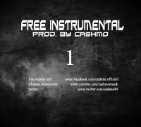 FREE INSTRUMENTAL - 1 - PROD CASHMO