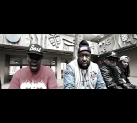 Freeway & the Jacka - On My Toes ft Dubb 20 & Fam Syrk (Music Video)