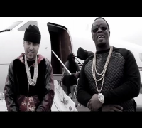 French Montana Feat. Diddy, Rick Ross, Lil Durk & Jadakiss - Paranoid Remix (Official Video)