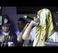 "French Montana Performs ""Pop That"" BET Weekend at Bad Boy Day Party"