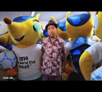 Fussball-Weltmeisterschaft 2014-Blumio: Rap da News!Episode 75